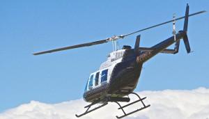 GasFinderAB Helicopter